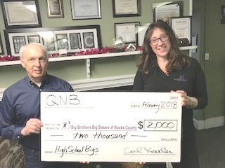 Qnb Bank Designates Eitc Funds To Support High School Mentoring